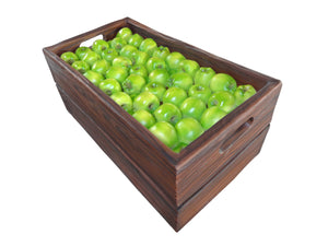 Fruit Apple Green Case Over Sized Restaurant Prop Resin Statue - LM Treasures Prop Rentals