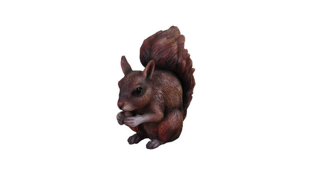 Rodent Squirrel Forest Prop Resin Decor Statue - LM Treasures Prop Rentals