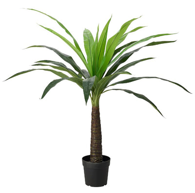 Artificial Foliage Tree Palm 4.5 ft Jungle Safari Prop Decor - LM Prop Rentals