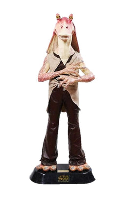 Star Wars Jar Jar Binks Life Size Statue