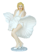 Actress Famous Pose Life Size Statue