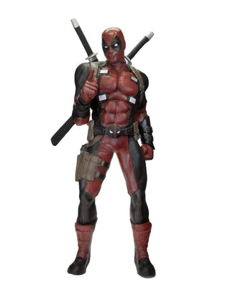 Super Hero Deadpool Life Size NECA Marvel Licensed Foam Prop Classics Figurine Statue - LM Treasures Prop Rentals