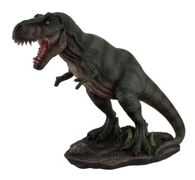Baby T-Rex Dinosaur Table Top Statue