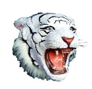 Tiger Siberian Head Animal Prop Life Size Decor Resin Statue - LM Prop Rentals