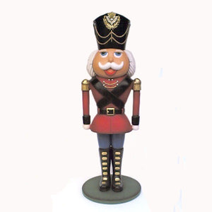Soldier Toy Life Size Christmas 7ft - LM Prop Rentals