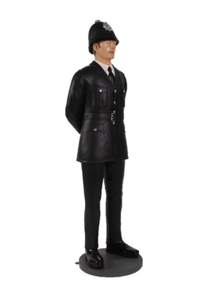 Policeman Bobby Life Size Movie Prop Decor Statue