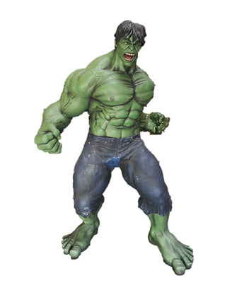 Super Hero Hulk 8ft Life Size Licensed Resin Prop Classics Figurine Statue