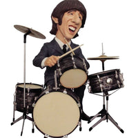 Beatle Bingo S. Display Prop Decor Resin Statue - LM Treasures Prop Rentals