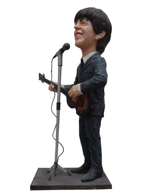 Beatle P. Macaroni Display Prop Decor Resin Statue - LM Prop Rentals
