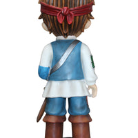 Pirate Boy Peter Life Size Statue