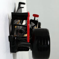 Renault Car Racing Wall Decor Statue