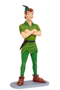 Adventure Boy Life Size Statue