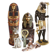 Egyptian Package Life Size Resin Statues - LM Treasures Prop Rentals