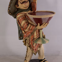 Mexican Cocktail Waiter 3 ft