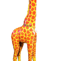 Giraffe Glenmorangie Baby Safari Prop Resin Decor Statue