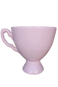 Cup Tea Mini Pink Over Sized Prop Resin Statue