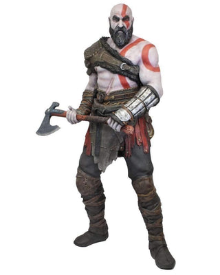 God of War Kratos Viking Life Size Movie Replica Prop Resin Statue