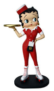 Betty Boop Waitress Life Size Statue