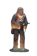 Monkey Space Warrior Life Size Statue