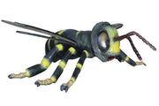 Insect Bee Over Sized Bug Prop Resin Decor Statue - LM Prop Rentals