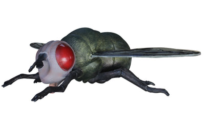 Insect Fly  Over Sized Bug Prop Resin Decor Statue - LM Treasures Prop Rentals