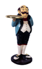 Royal Butler Small Statue