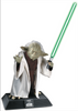 Star Wars Yoda With Lightsaber Life Size Statue