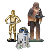 Space Warriors Set of 3 Package 1 Life Size Statue