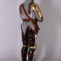 Medieval Knight Mythical Warrior Life Size Statue