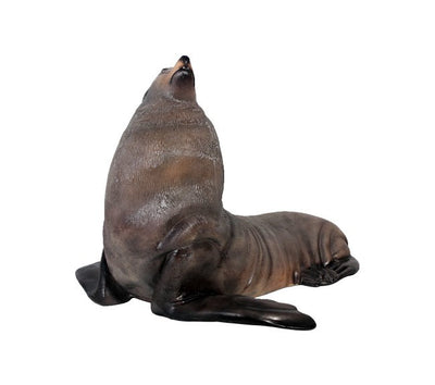 Sea Lion Male Seal Animal Prop Resin Decor Statue - LM Treasures Prop Rentals