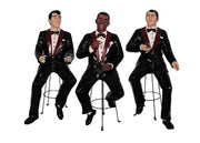 Rat Pack Singer Set Sammy, Dean, Frank - 6 ft. - LM Treasures Prop Rentals