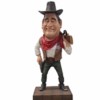 Mr. Sheriff Duke Statue - LM Treasures Prop Rentals