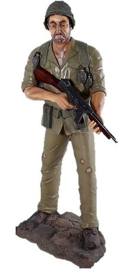 WWII Life Size Solider - LM Treasures Prop Rentals