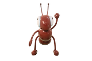 Comic Insect Ant Bug Animal Prop Resin Decor Statue - LM Prop Rentals