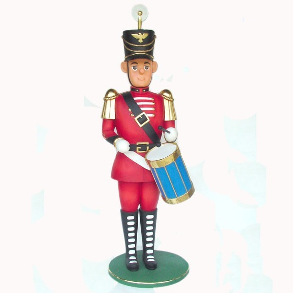 Christmas Drummer.Soldier Drummer Boy Christmas Nutcracker 7 Ft Tall