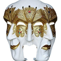 Mask Venice 3 Face Male Mardi Gras - LM Treasures Prop Rentals