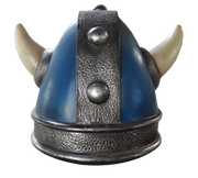 Viking Helmet with Horns Prop - LM Treasures Prop Rentals