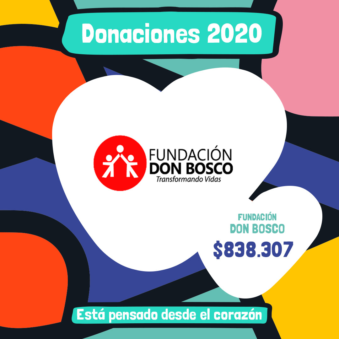 FUNDACIÓN VIDA COMPARTIDA - DON BOSCO