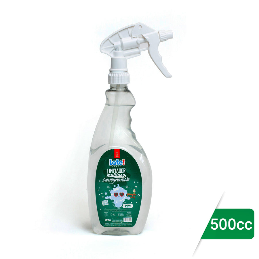 Limpiador Multiuso Biodegradable 500cc