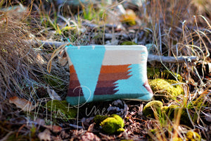 Pendleton Wool Card Holder