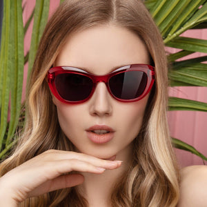 Camilla Cat Eye Sunglasses - civvies - indianapolis clothing boutique