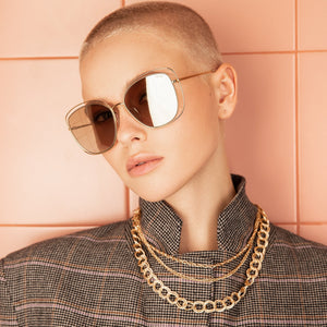 Golden Girl Sunglasses - civvies - indianapolis clothing boutique
