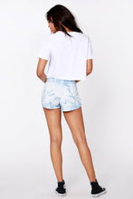 Tie Dye Shorts - civvies - indianapolis clothing boutique