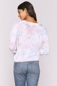 Tie Dye Savasana Pullover - civvies - indianapolis clothing boutique
