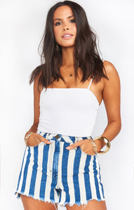 Arizona High Waisted Shorts