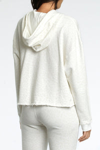 Maxime Hooded Sweatshirt - civvies - indianapolis clothing boutique