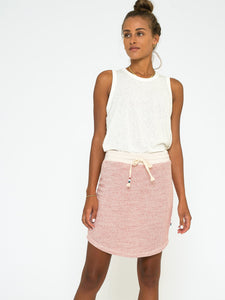 Baja Terry Skirt - civvies - indianapolis clothing boutique