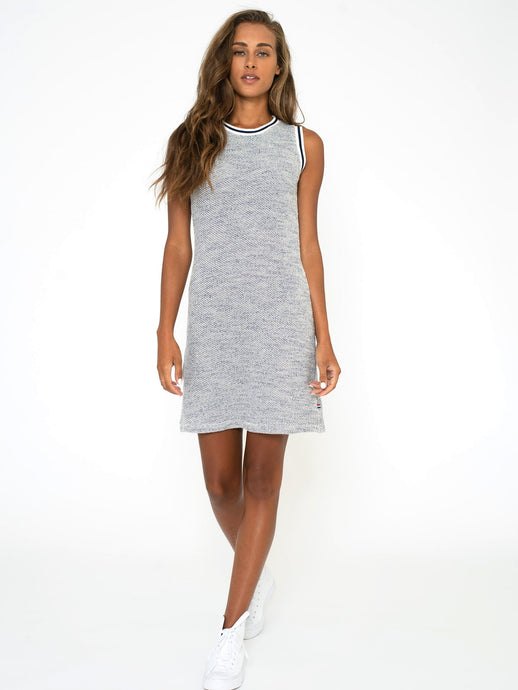 Baja Terry Tank Dress - civvies - indianapolis clothing boutique