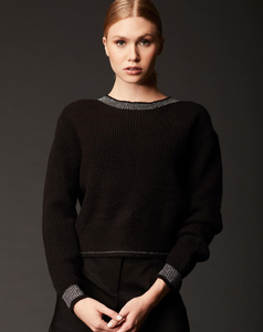 John + Jenn Cooper Sweater - civvies - indianapolis clothing boutique