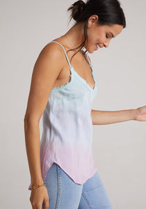 Frayed Cami - civvies - indianapolis clothing boutique